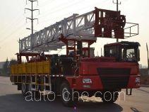 Shengli Highland SHL5331TXJ well-workover rig truck