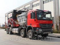 Shengli Highland SHL5380TYL fracturing truck