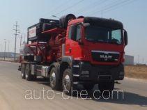 Shengli Highland SHL5410TYL fracturing truck