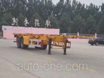 Liangsheng SHS9350TJZ container transport trailer
