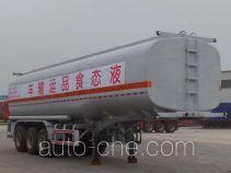 Liangsheng SHS9400GYS liquid food transport tank trailer