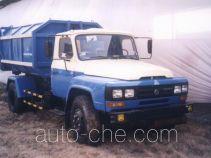 Shanghuan SHW5091ZXX detachable body garbage truck