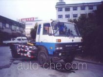Shanghuan SHW5140ZXX detachable body garbage truck