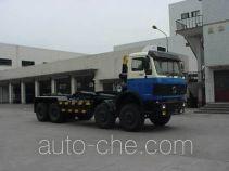 Shanghuan SHW5310ZXX detachable body garbage truck