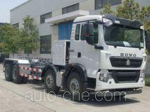 Shanghuan SHW5310ZXXLZ detachable body garbage truck