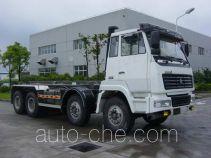 Shanghuan SHW5311ZXX detachable body garbage truck