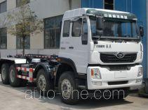 Shanghuan SHW5312ZXXFJ detachable body garbage truck