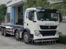 Shanghuan SHW5314ZXXG5 detachable body garbage truck