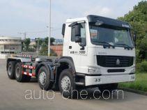 Shanghuan SHW5315ZXX detachable body garbage truck