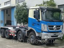 Shanghuan SHW5317ZXX detachable body garbage truck