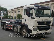 Shanghuan SHW5319ZXX detachable body garbage truck