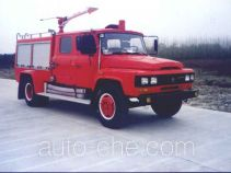 Shanghai SHX5090GXFPM33 foam fire engine