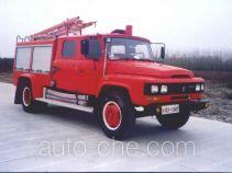 Shanghai SHX5090GXFSG33 fire tank truck
