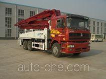 时越牌SHY5301THB型混凝土泵车