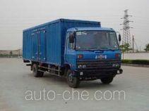 Jiabao SJB5081XXY box van truck