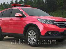 Jieda Fire Protection SJD5020XXFTZ500/D communication fire command vehicle