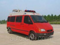 苏捷牌SJD5030TXFQJ100型抢险救援消防车