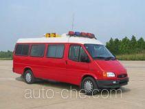 苏捷牌SJD5030XXFTZ1000型通讯指挥消防车