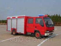 Sujie SJD5040TXFQJ73W1 пожарный аварийно-спасательный автомобиль