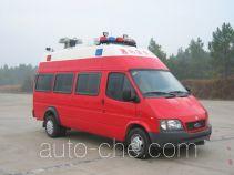 苏捷牌SJD5040XXFTZ1000型通讯指挥消防车