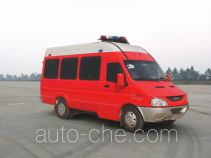 苏捷牌SJD5040XXFTZ1000Y型通讯指挥消防车