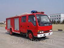 Sujie SJD5050GXFSG10 fire tank truck