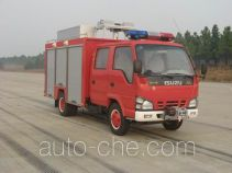 Sujie SJD5050TXFJY73W fire rescue vehicle