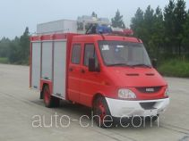 Jieda Fire Protection SJD5050TXFJY73Y fire rescue vehicle