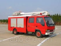 Sujie SJD5050TXFZM50W lighting fire truck
