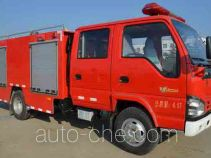 Jieda Fire Protection SJD5061GXFSG20 fire tank truck