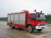 Sujie SJD5080TXFJY75F fire rescue vehicle