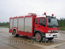 苏捷牌SJD5080TXFJY75F型抢险救援消防车