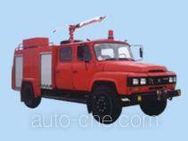 苏捷牌SJD5090GXFPM30型泡沫消防车