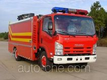 Jieda Fire Protection SJD5090TXFZM50W lighting fire truck