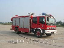 Sujie SJD5110TXFJY100F fire rescue vehicle