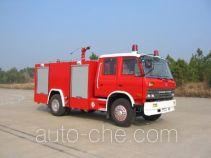 Sujie SJD5140GXFSG50D fire tank truck