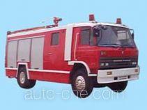 Sujie SJD5140GXFSG50ZD fire tank truck
