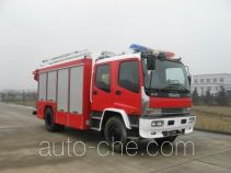 Sujie SJD5140TXFJY75W1 пожарный аварийно-спасательный автомобиль