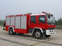 Sujie SJD5140TXFQJ75W1 fire rescue vehicle