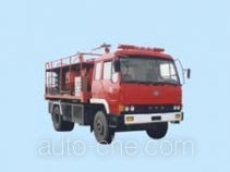 Sujie SJD5170TXFHY1/4 auxiliary fire engine