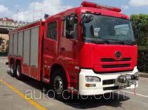 捷达消防牌SJD5190TXFJY75/U型抢险救援消防车