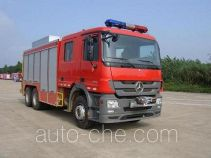 Jieda Fire Protection SJD5200GXFJY120B fire rescue vehicle