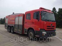 捷达消防牌SJD5230GXFPM80/U型泡沫消防车