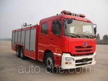捷达消防牌SJD5240GXFPM90U型泡沫消防车