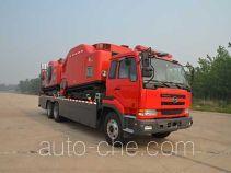捷达消防牌SJD5300TXFBP400/U型泵浦消防车