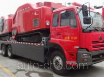 捷达消防牌SJD5301TXFBP400/U型泵浦消防车