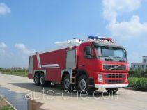 Sujie SJD5380GXFSG200V fire tank truck