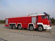 Sujie SJD5380GXFSG210Z fire tank truck