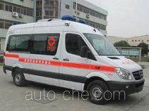 航天牌SJH5040XJH型救护车
