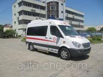 航天牌SJH5041XJH型救护车